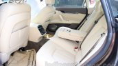 Maserati Quattroporte rear seats India reveal