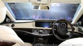 Mercedes S Class with designo dashboard launched in Delhi