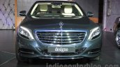 Mercedes S Class with designo front launched in Delhi