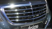 Mercedes S Class with designo grille launched in Delhi