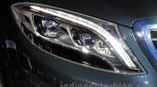Mercedes S Class with designo headlamp launched in Delhi
