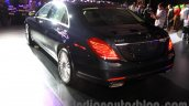 Mercedes S Class with rear quarter designo launched in Delhi