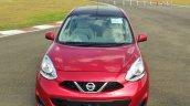 Nissan Micra X-Shift front