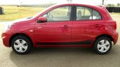 Nissan Micra X-Shift side