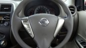 Nissan Micra X-Shift steering