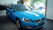 Volvo S60 T6 front quarter India launch