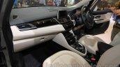 2015 BMW 2 Series Gran Tourer interior at the 2015 Gaikindo Indonesia International Auto Show