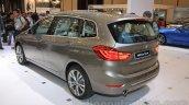 2015 BMW 2 Series Gran Tourer rear quarter at the 2015 Gaikindo Indonesia International Auto Show