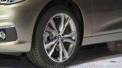 2015 BMW 2 Series Gran Tourer wheel at the 2015 Gaikindo Indonesia International Auto Show