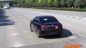 2015 Citroen C4 sedan for China spied