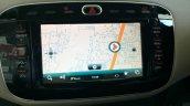 2015 Fiat Linea Elegante 6.5-inch infotainment system map