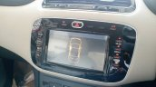 2015 Fiat Linea Elegante 6.5-inch infotainment system