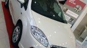 2015 Fiat Linea Elegante front three quarter