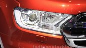 2015 Ford Everest headlamps at the 2015 Indonesia International Motor Show