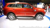 2015 Ford Everest side at the 2015 Indonesia International Motor Show