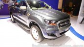 2015 Ford Ranger front three quarter at the 2015 Indonesia International Motor Show