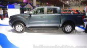 2015 Ford Ranger side at the 2015 Indonesia International Motor Show
