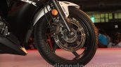 2015 Honda CBR 250R rims updated with new graphics and colors