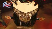 2015 Honda CBR250R India spec headlamp from Revfest
