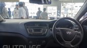 2015 Hyundai i20 Active interior launched in Nepal