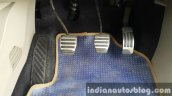 2015 Mahindra XUV500 (facelift) CBA pedals review