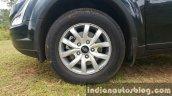 2015 Mahindra XUV500 (facelift) alloy rims review