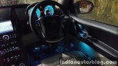 2015 Mahindra XUV500 (facelift) ambient lighting review