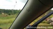 2015 Mahindra XUV500 (facelift) curtain airbag (1) review