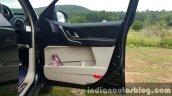 2015 Mahindra XUV500 (facelift) door panel review