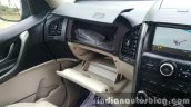 2015 Mahindra XUV500 (facelift) dual glovebox review