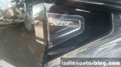 2015 Mahindra XUV500 (facelift) embossed nameplate review