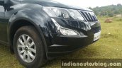 2015 Mahindra XUV500 (facelift) front end review