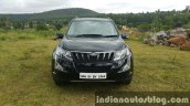 2015 Mahindra XUV500 (facelift) front review