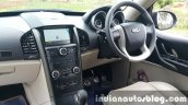 2015 Mahindra XUV500 (facelift) interior review