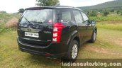2015 Mahindra XUV500 (facelift) rear quarter (1) review