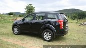 2015 Mahindra XUV500 (facelift) rear three quarter review