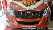 2015 Mahindra XUV500 grille launched in Nepal