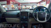2015 Mahindra XUV500 interior launched in Nepal