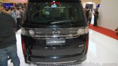 2015 Mazda Biante Limited Edition MPV rear at the 2015 Gaikindo Indonesia International Auto Show (2015 GIIAS)
