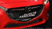 2015 Mazda2 Limited Edition grille launched at the 2015 Gaikindo Indonesia International Auto Show today