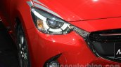 2015 Mazda2 Limited Edition headlamps launched at the 2015 Gaikindo Indonesia International Auto Show today