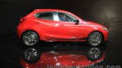 2015 Mazda2 Limited Edition side launched at the 2015 Gaikindo Indonesia International Auto Show today