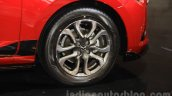 2015 Mazda2 Limited Edition wheel launched at the 2015 Gaikindo Indonesia International Auto Show today