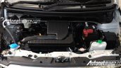 2015 Suzuki Ertiga (facelift) engine bay In Images