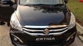 2015 Suzuki Ertiga (facelift) front In Images