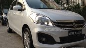 2015 Suzuki Ertiga (facelift) front end In Images