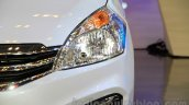 2015 Suzuki Ertiga facelift headlamp at the Gaikindo Indonesia International Auto Show 2015