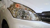2015 Suzuki Ertiga facelift headlight at the Gaikindo Indonesia International Auto Show 2015