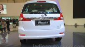 2015 Suzuki Ertiga facelift rear at the Gaikindo Indonesia International Auto Show 2015