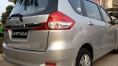 2015 Suzuki Ertiga (facelift) rear end In Images